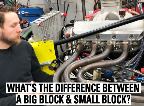 Big Block Vs Small Block