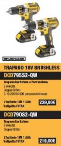 5.3 Trapano brushless