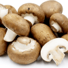 genetically changed so it turns brown more slowly – thus having a longer shelf Button Mushrooms,chestnut brown mooshroom,white button mushrooms