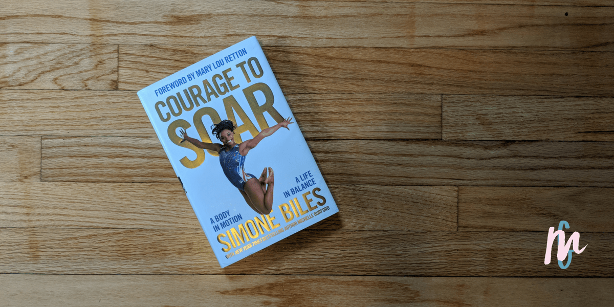 Book Review – Courage to Soar