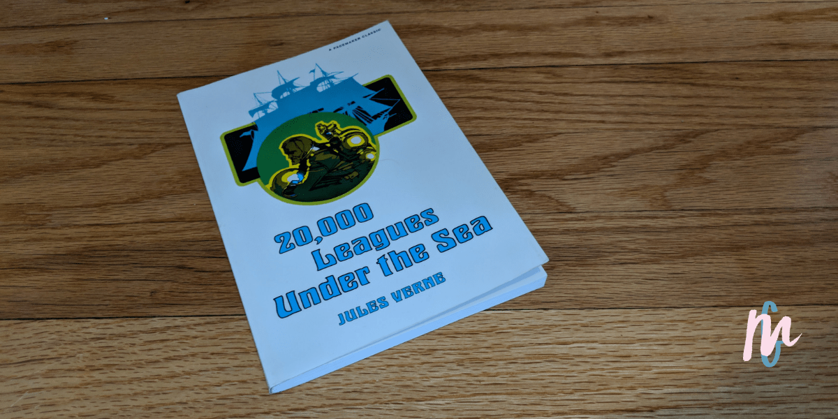 Book Review – 20,000 Leagues Under the Sea
