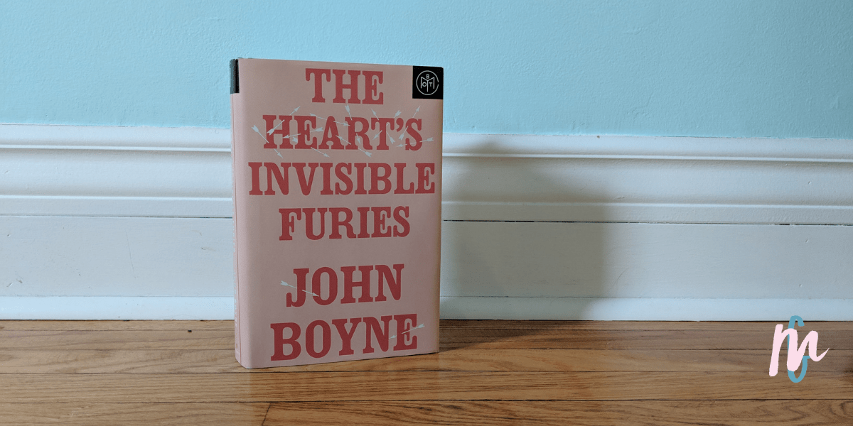 Book Review – The Heart's Invisible Furies