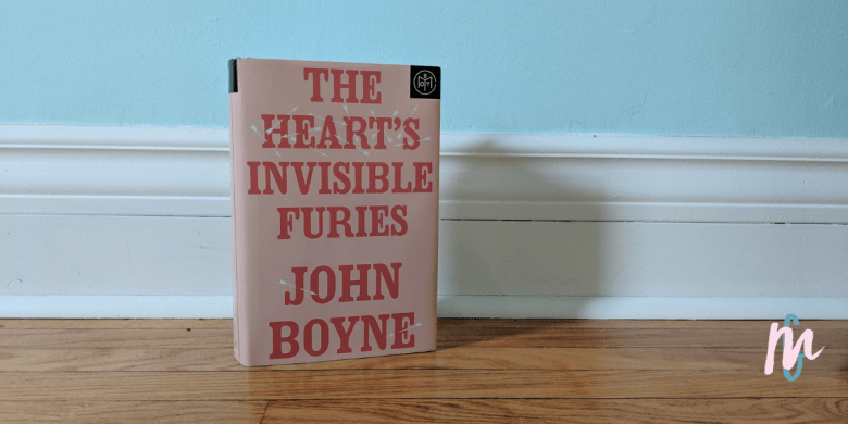 The Heart's Invisible Furies follows Cyril Avery through life as he seeks to establish who he is, what his place is in the world and what love means to him. Given away at birth, Cyril's never had a normal family. He's never known a normal love. He's never felt at home. As he battles the life he was given and the culture he was born into, he learns to find peace after decades of searching for what that means.