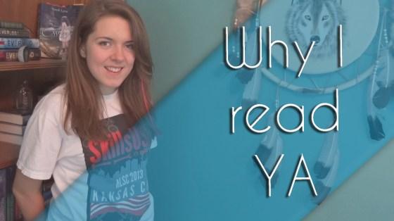 why i read ya