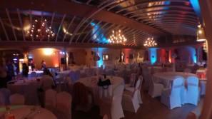 LED-es dekorfény 2018, Kiskőrös, Vinum Hotel