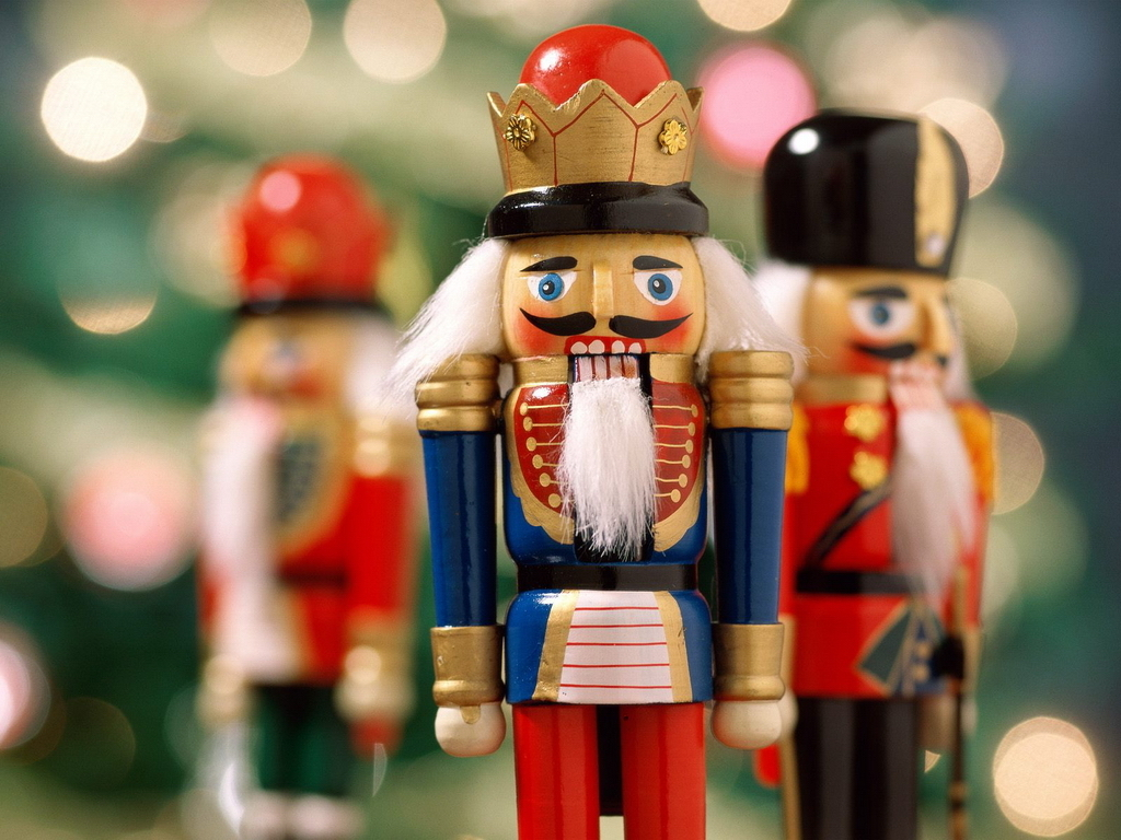The Nutcracker poster image