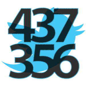 437,356 followers on Twitter | 3 Secrets of a Twitter Madman