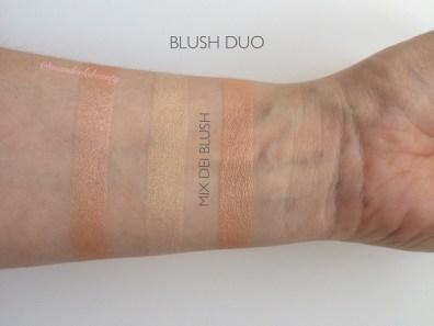 blush swatch