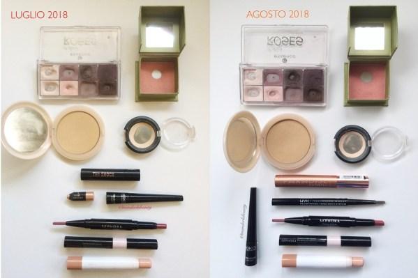 progetto makeup