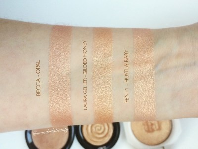 swatches a confronto
