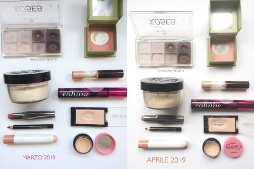 collage smaltimento aprile