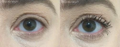 occhi collage