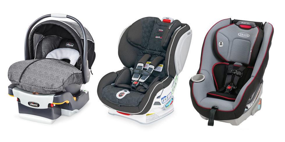 Дитячі автомобільні крісла