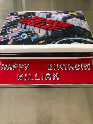 Silicon Valley cake