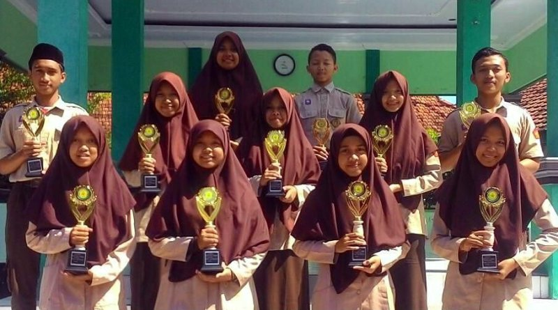 Juara Kompetisi Sains Madrasah (KSM) MAN 2 Ponorogo