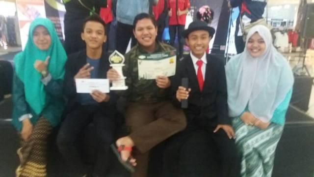 MAN 2 Ponorogo Juara 2 Lomba Musikalisasi di PCC