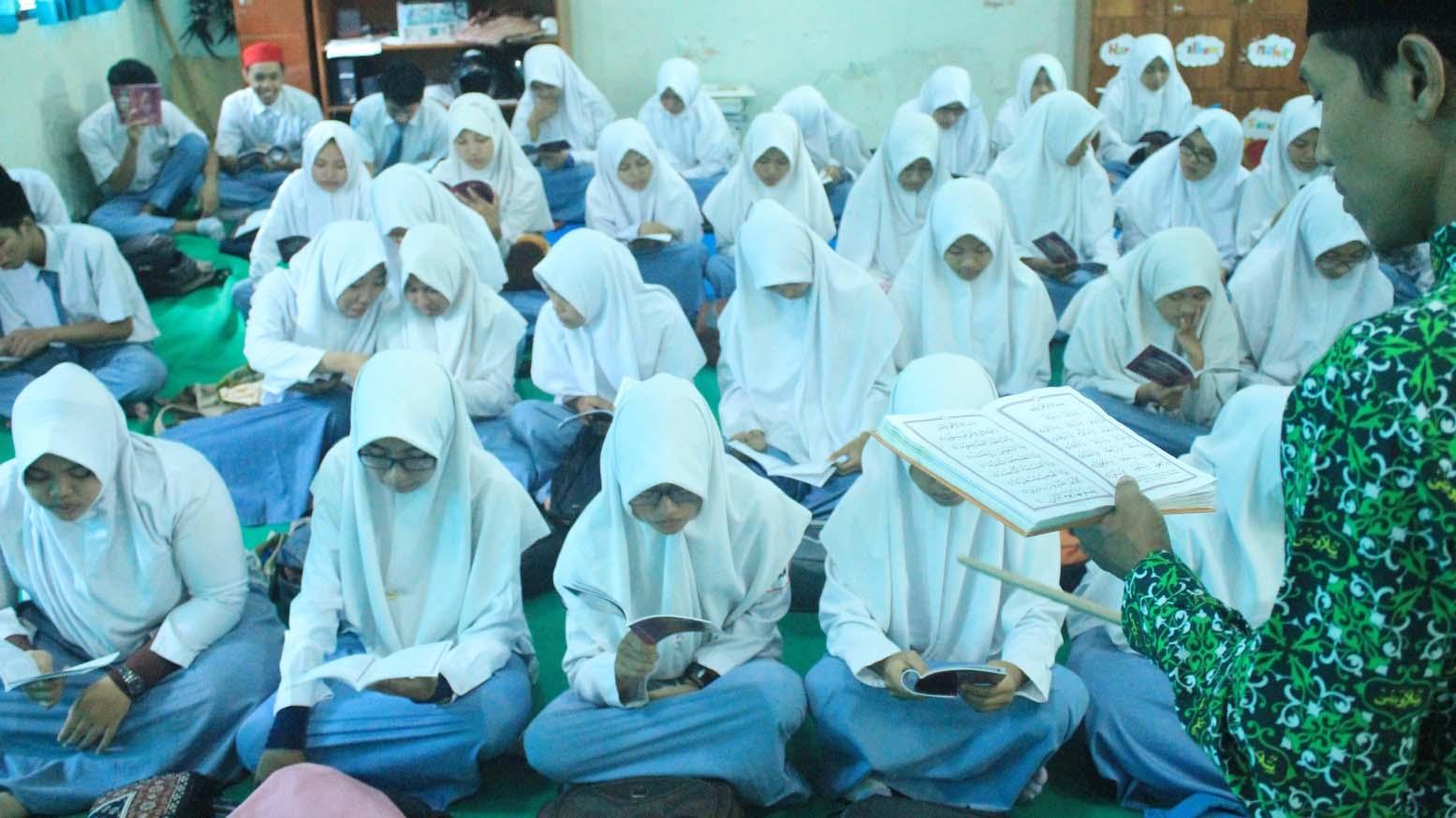 Semarak Pondok Ramadan Kelas BP dan PDCI