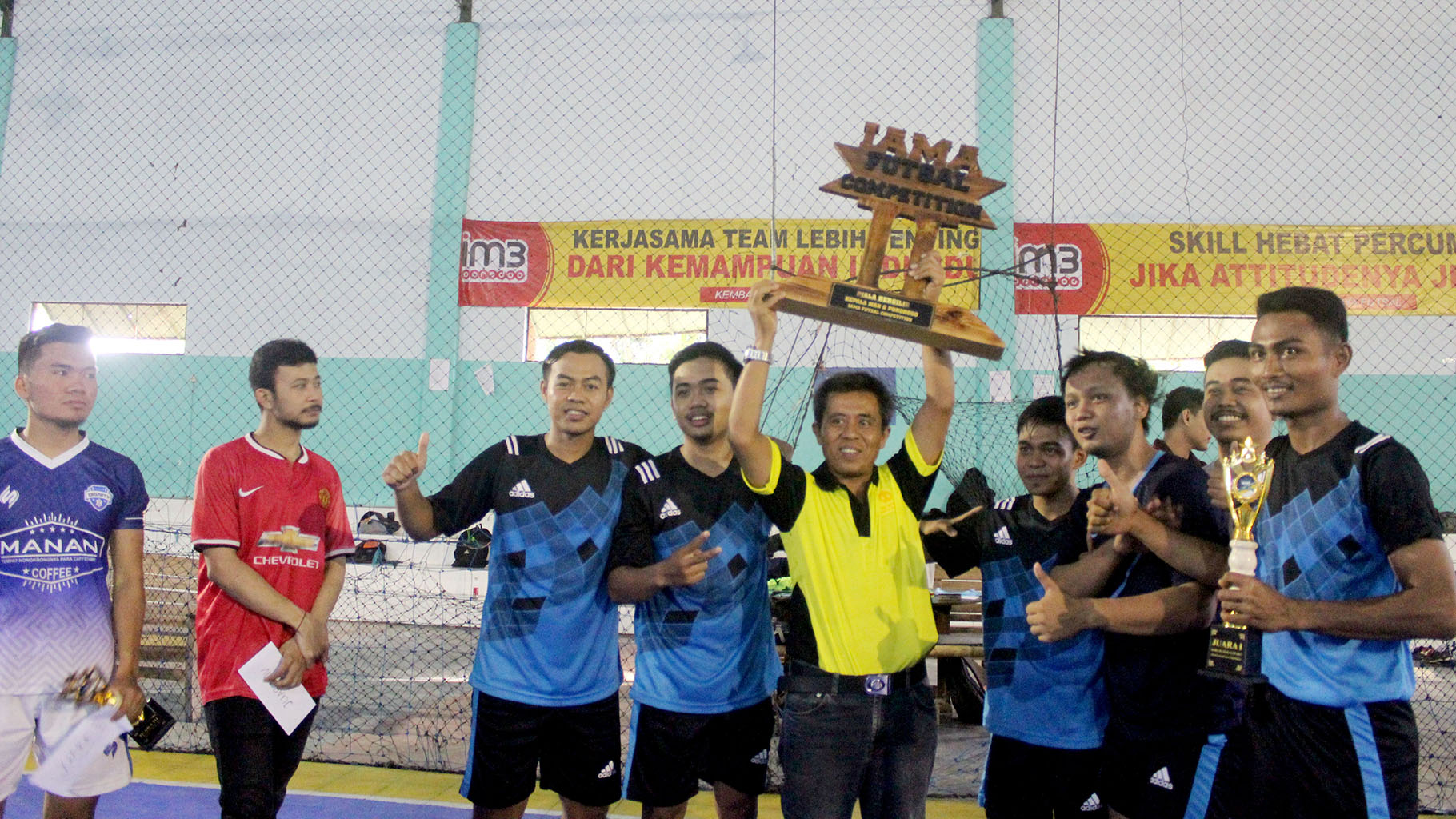 IAMA Futsal Cup 2017 MAN 2 Ponorogo