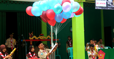 Pramanda Scout Competition, PSC VIII 2018