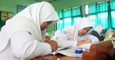 Hari Pendidikan Nasional, Gerakan Menulis Surat Untuk Madrasah