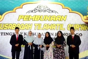 MAN 2 Ponorogo Juara Lomba Syarhil Al-Qur'an Tingkat Kabupaten