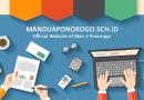 Pegumuman Hasil PPDB MAN 2 Ponorogo Gel. 2 Tahun Ajaran 20182019