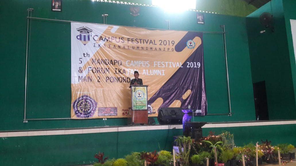 Campus Festival MAN 2 Ponorogo 2019