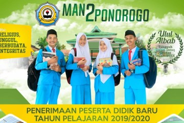 Informasi PPDB MAN 2 Ponorogo 20192020
