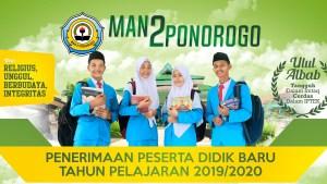 Informasi PPDB MAN 2 Ponorogo