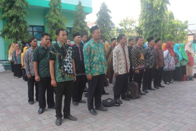 MAN 2 Ponorogo Menjadi Tuan Rumah KSM Kabupaten