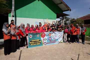 PMR MAN 2 Ponorogo Gelar Sosialisasi PHBS & Pengobatan Gratis