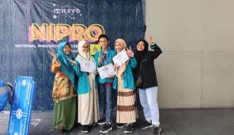 Siswa MAN 2 Ponorogo Raih Medali Perak di NIPRO ITS
