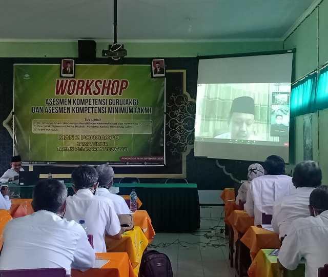 Workshop AKG Dan AKM Bersama HAFECS Menjelang Pemberlakuan AKM