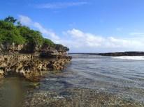 Fangalahi beach