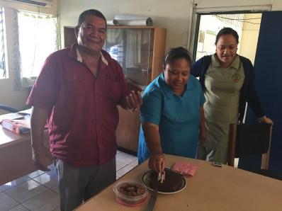 Solomone's birthday celebration