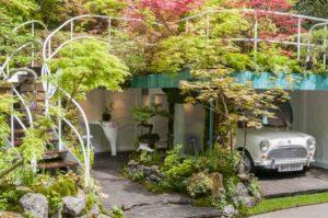 Garage Artisan Garden by Kazuyuki Ishihara