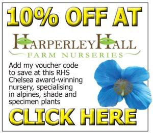 Harperley Hall ad