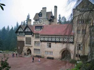 Cragside House