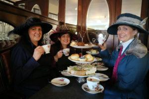 Afternoon tea Beamish