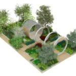 RHS Chelsea: Hillier's Spring Garden