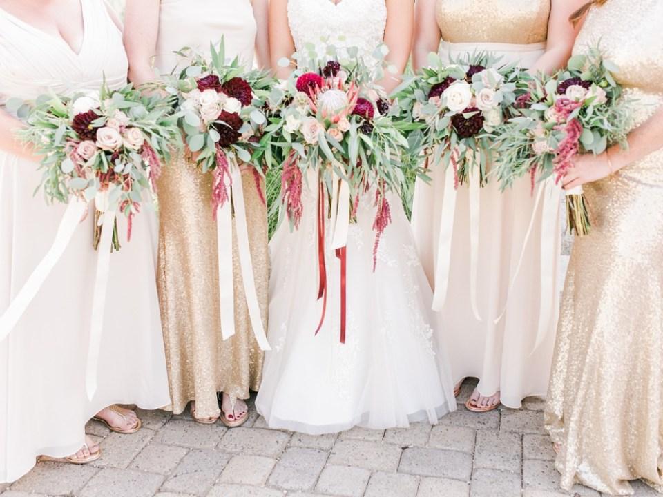 lake tahoe wedding venue, mountain wedding inspiration tannenbaum bridal bouquet