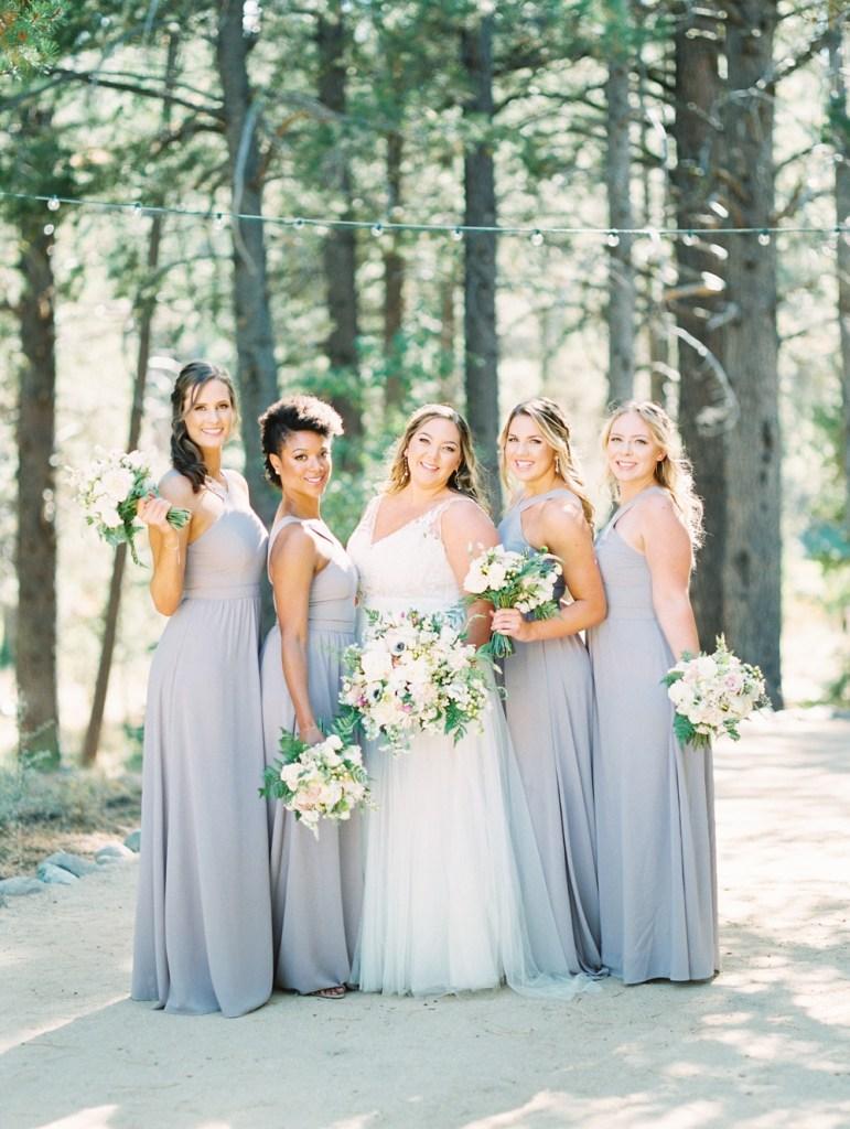 Dancing Pines Wedding bridesmaids lulus dresses