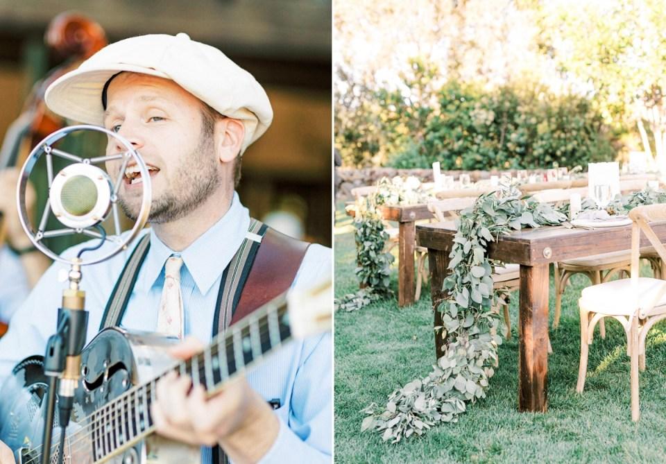 Ranch House At Del Sur Wedding In San Diego Reception