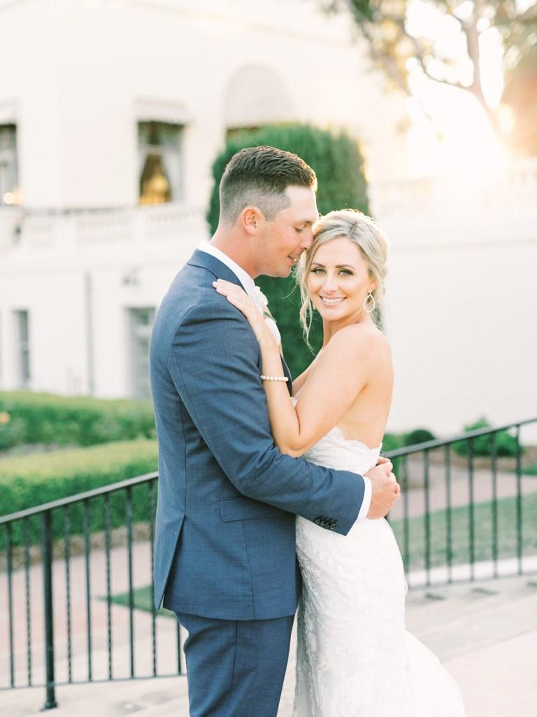 Monterey Wedding Venue | Naval Postgraduate School Club Del Monte