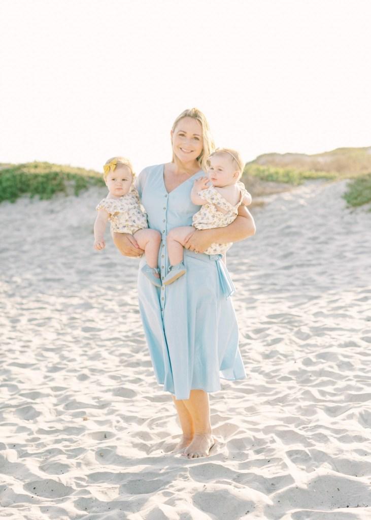 Hotel Del Coronado Family Photos At The Beach With Sand Dunes