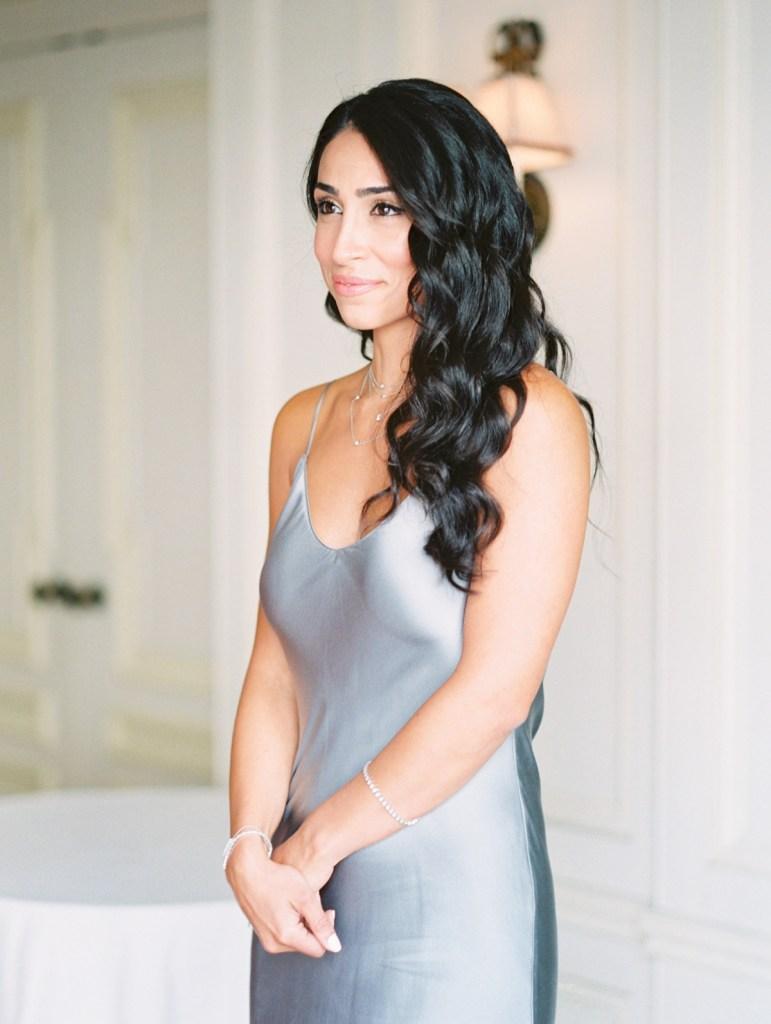 Westgate Hotel   Downtown San Diego Wedding Venue   Silk Bridesmaid Dresses