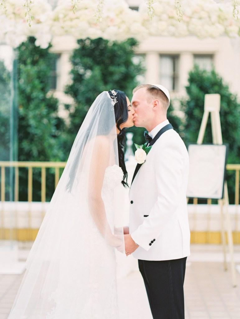 Westgate Hotel   Downtown San Diego Wedding Venue   Fountain Terrace Ceremony