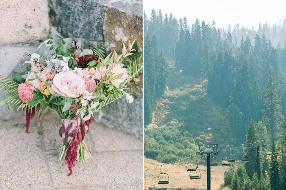 Resort At Squaw Creek Wedding Ceremony