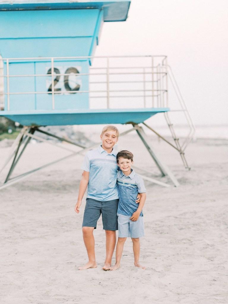 Coronado Vacation     Coronado Family Photos Shot On Film By Mandy Ford Photography