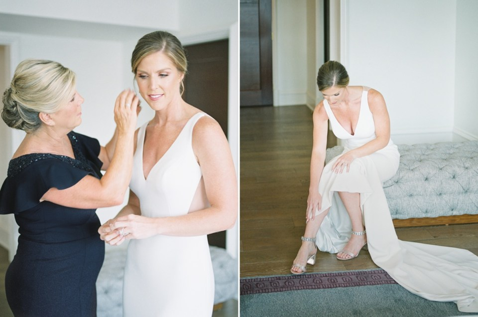 Pendry Wedding In Baltimore Maryland By Film Photographer, Mandy Ford